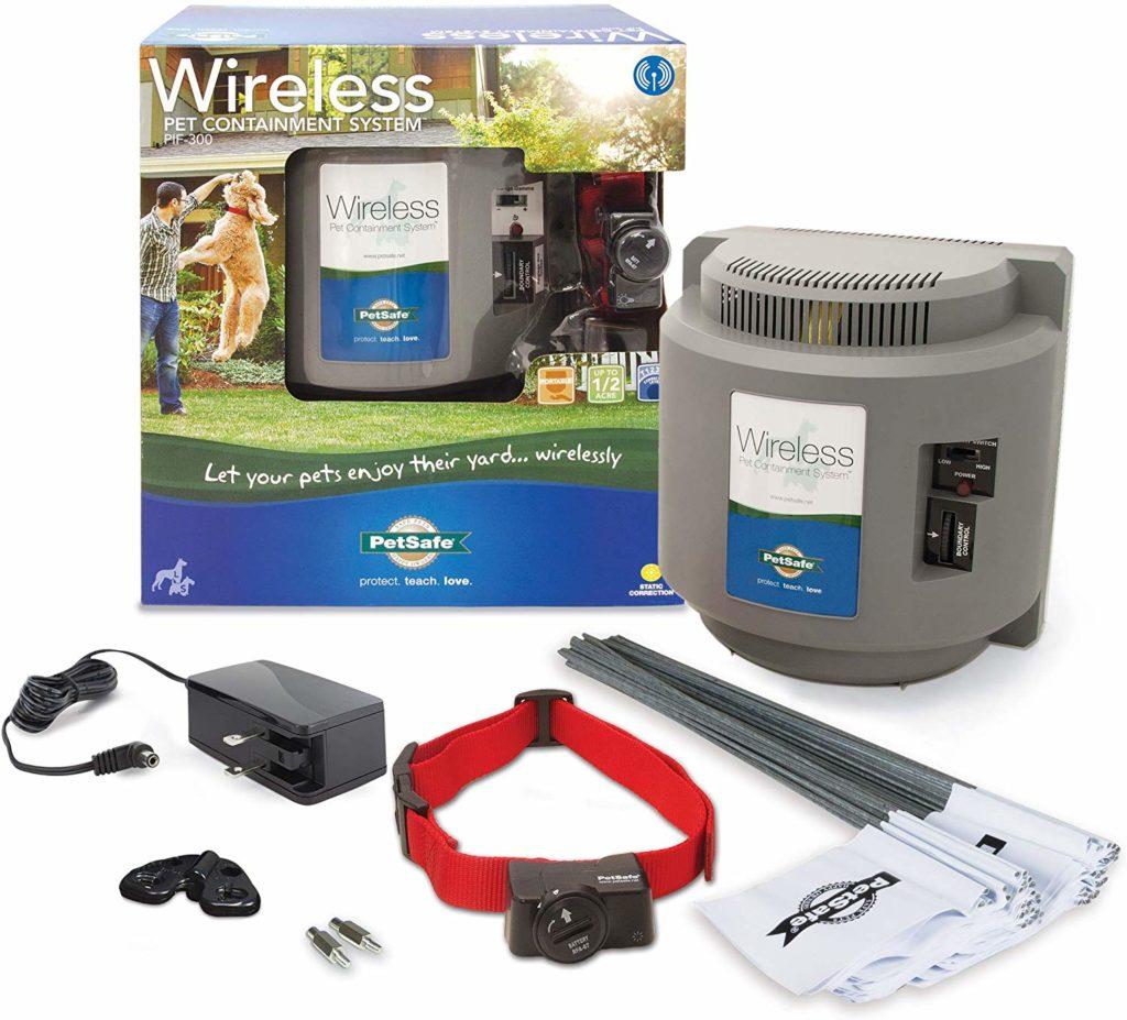 PetSafe Wireless dog and cat